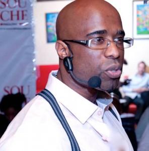 Djimy Rouzard, éducateur conseiller en prévention