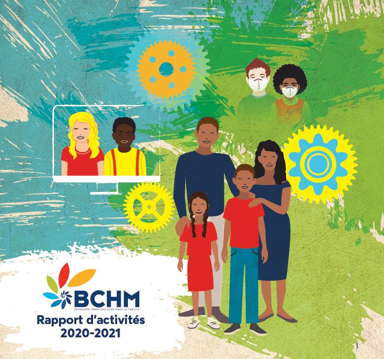 Rapport d'activité BCHM 2020 – 2021